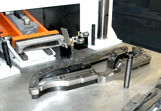 TA Systems Press Systems Pierce Tooling Servo Compression Tooling Trimming & Punching Photo
