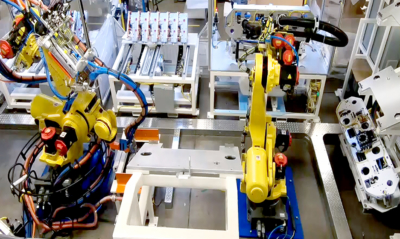 TA Systems Robotic Bonding Cell