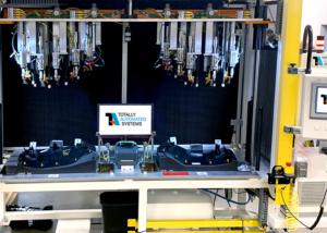 TA Systems Poka Yoke Dedicated Clip Station Photo