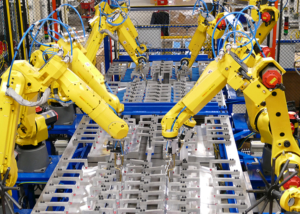 TA Systems Assembly Line Photo