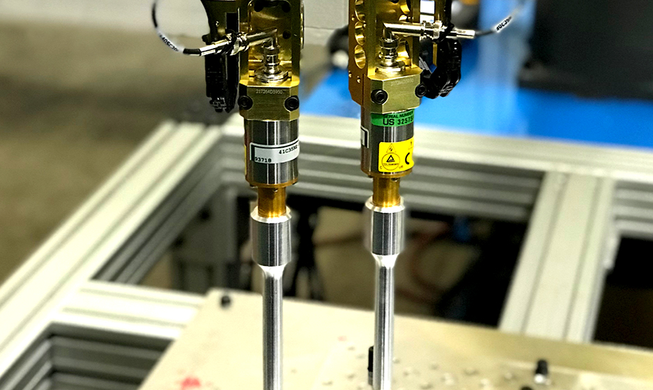 TA Systems Robotic Welding Applications