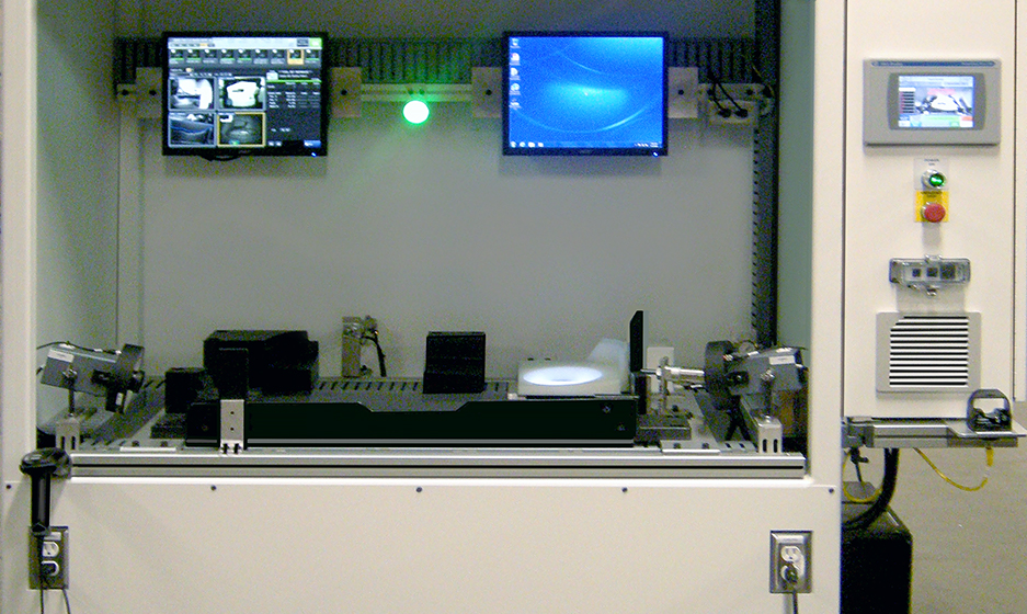 Totally Automated Systems Traceability Machine Vision