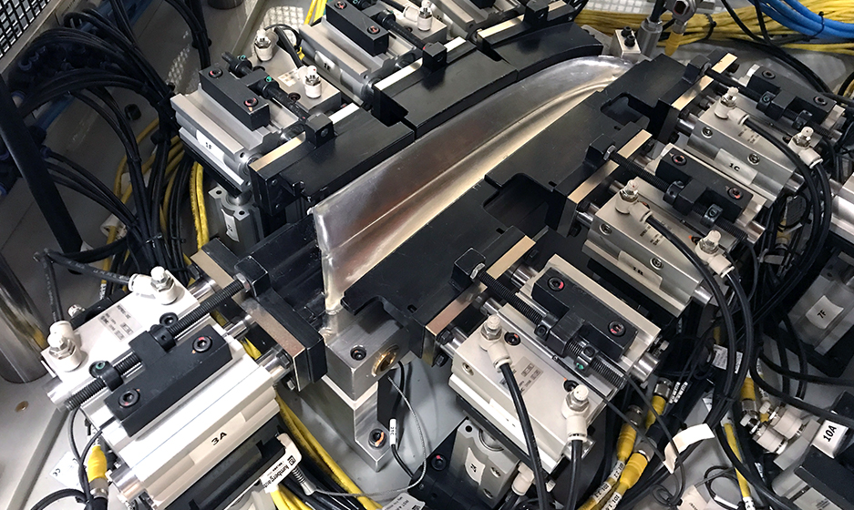 TA Systems Press Lamination & Edge Wrap Tool