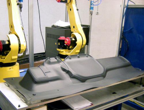 Robotic Material Trim